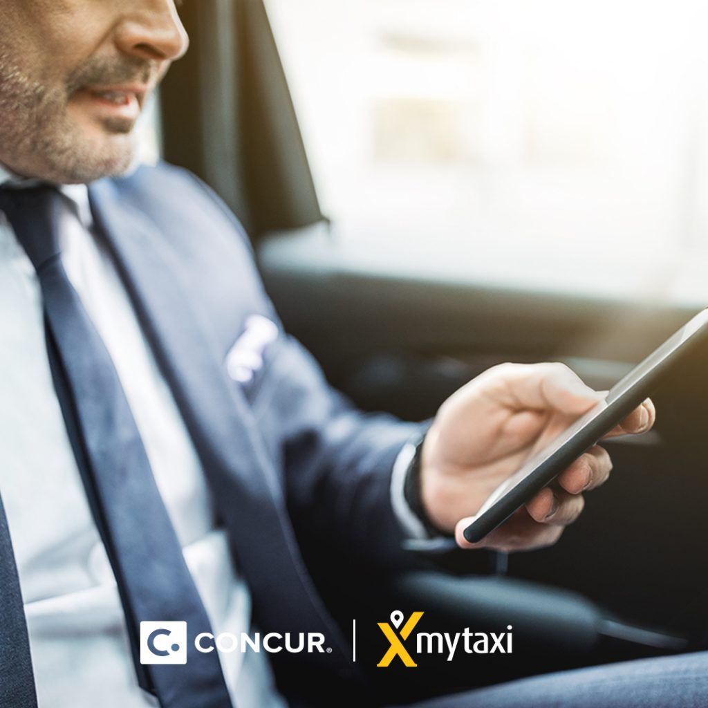 mytaxi_Concur