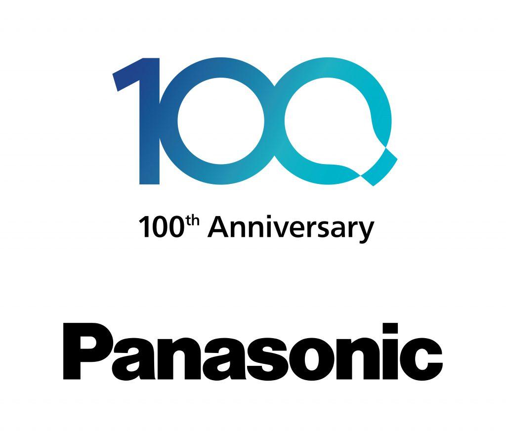 100_FY2017_Panasonic_100_Jahre_Logo_weiß
