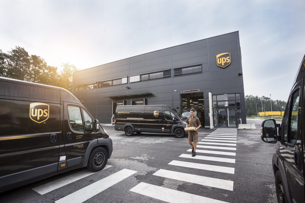 UPS Österreich