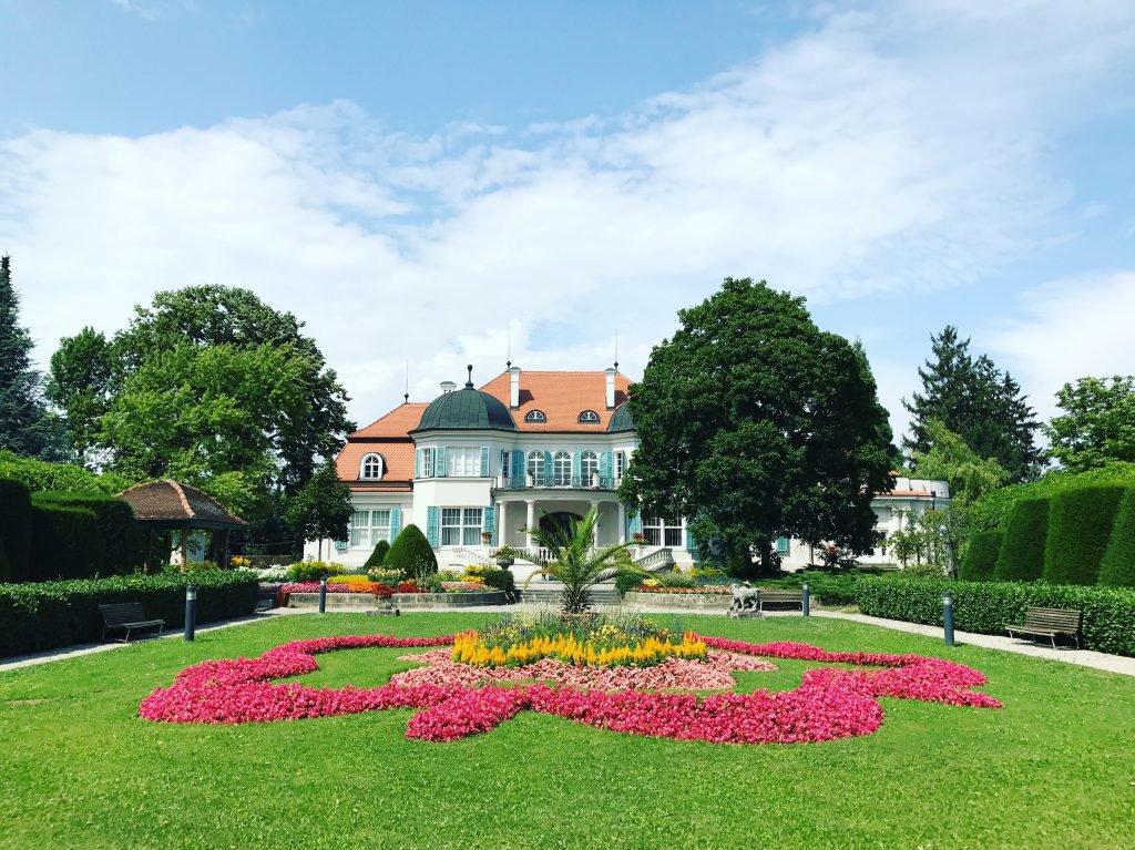 Villa im Südpark