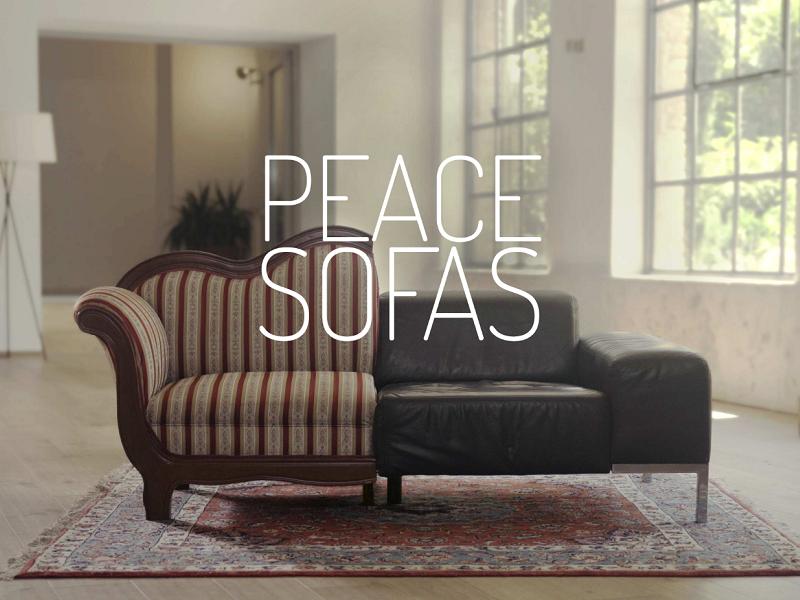 Peace Sofa