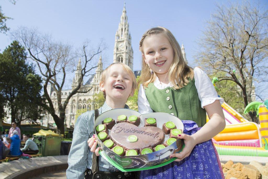 Steiermark-Frühling für Kinder