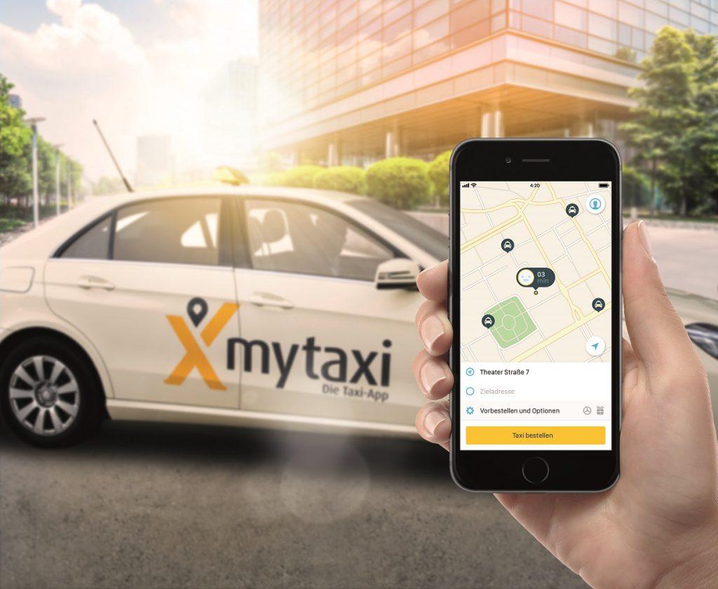 mytaxi Taxi App