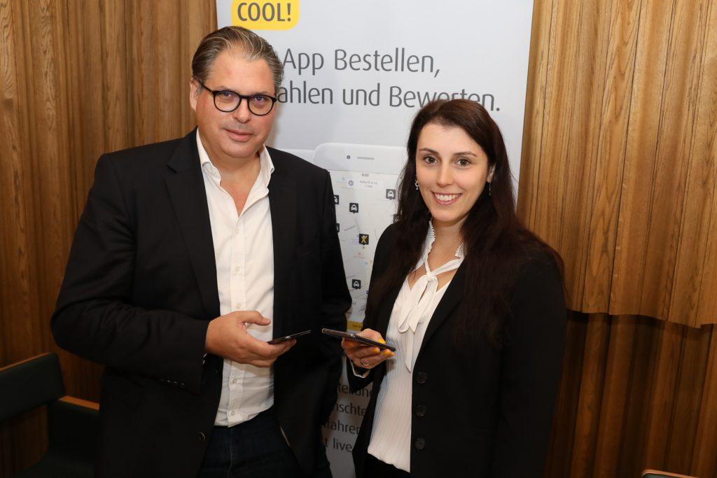 Alexander Mönch und Sarah Lamboj 2
