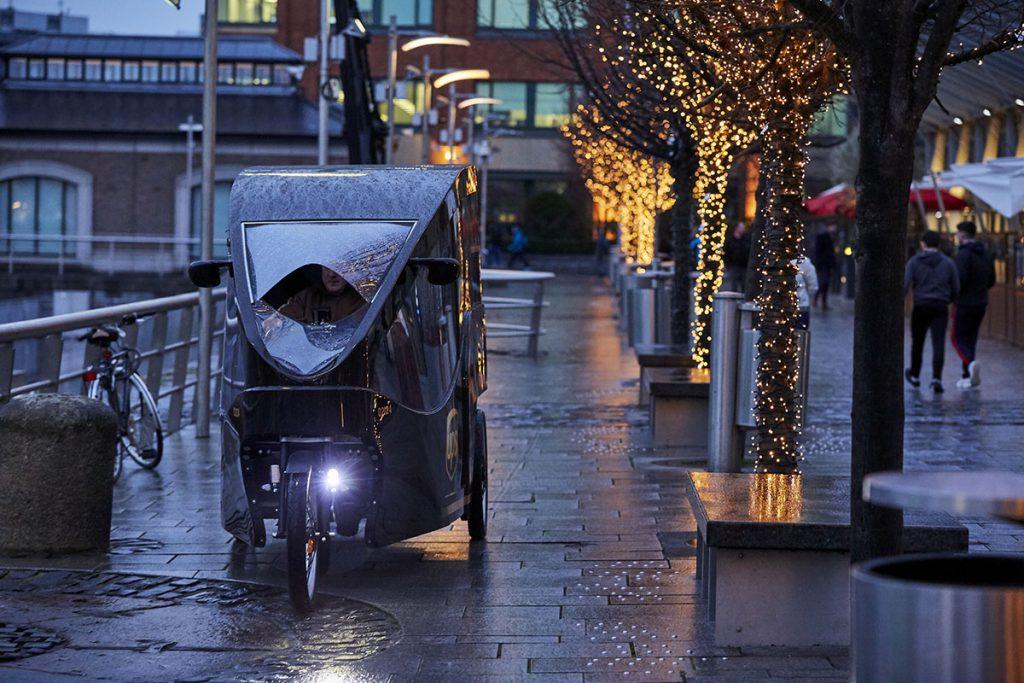 UPS E-Bike
