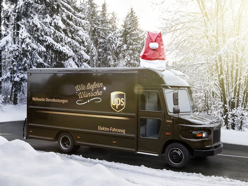 UPS Christmas Truck_Beitragsbild