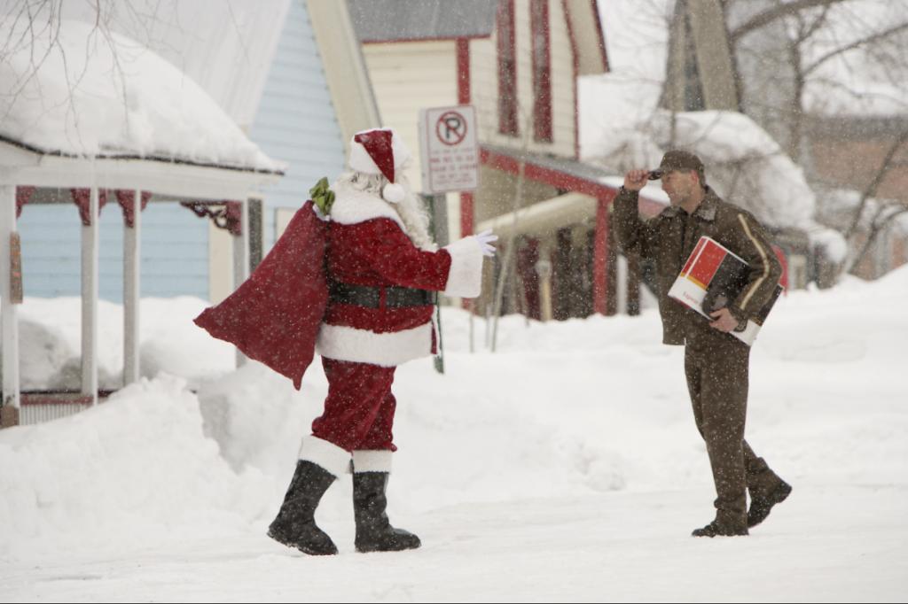 Weihnachten bei UPS (c) UPS (1)
