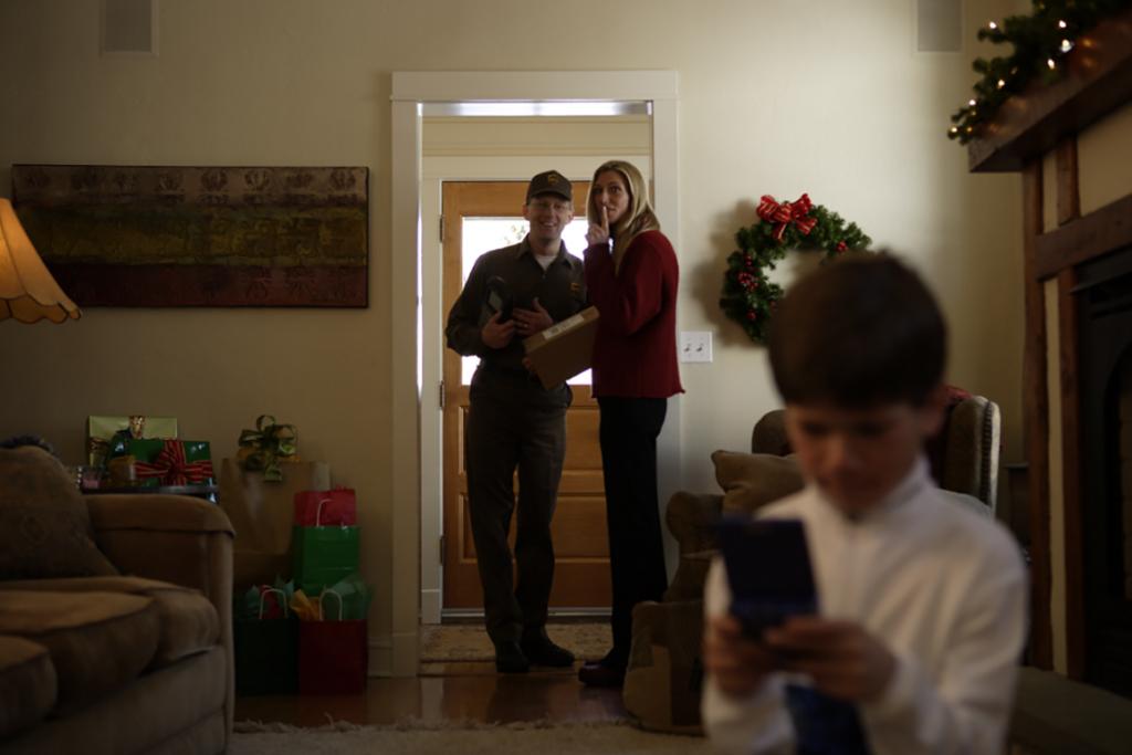 Weihnachten bei UPS (c) UPS (3)