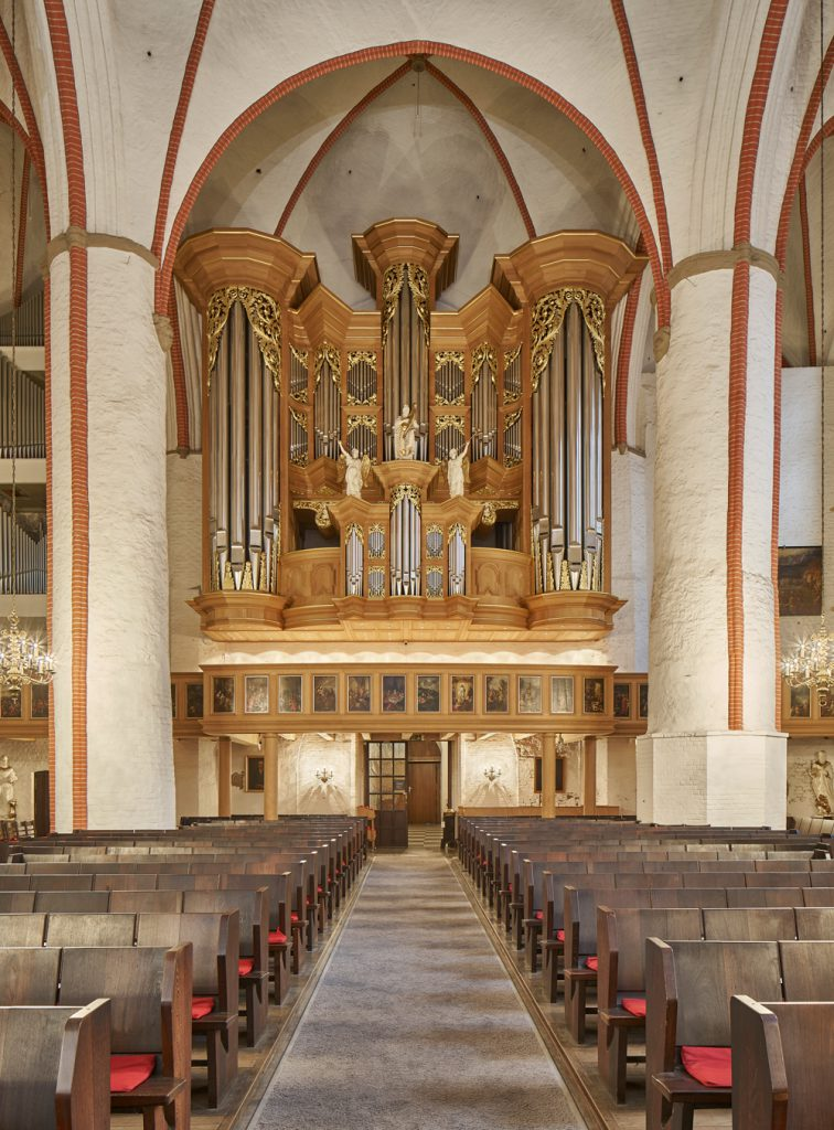 Arp Schnitger Orgel in der Hauptkirche St-Jacobi_(c) Alexander Voss