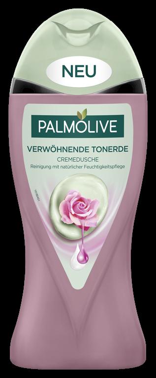 Palmolive Verwöhnende Tonerde Cremedusche_250ml_Jan. 2019