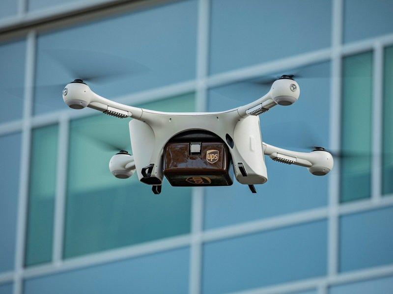 UPS Drohnen-Zustellung_Beitragsbild