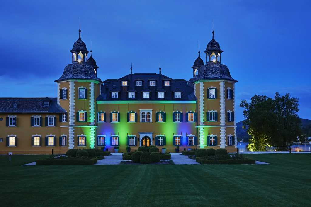 Falkensteiner Schlosshotel Velden_Shine A Light