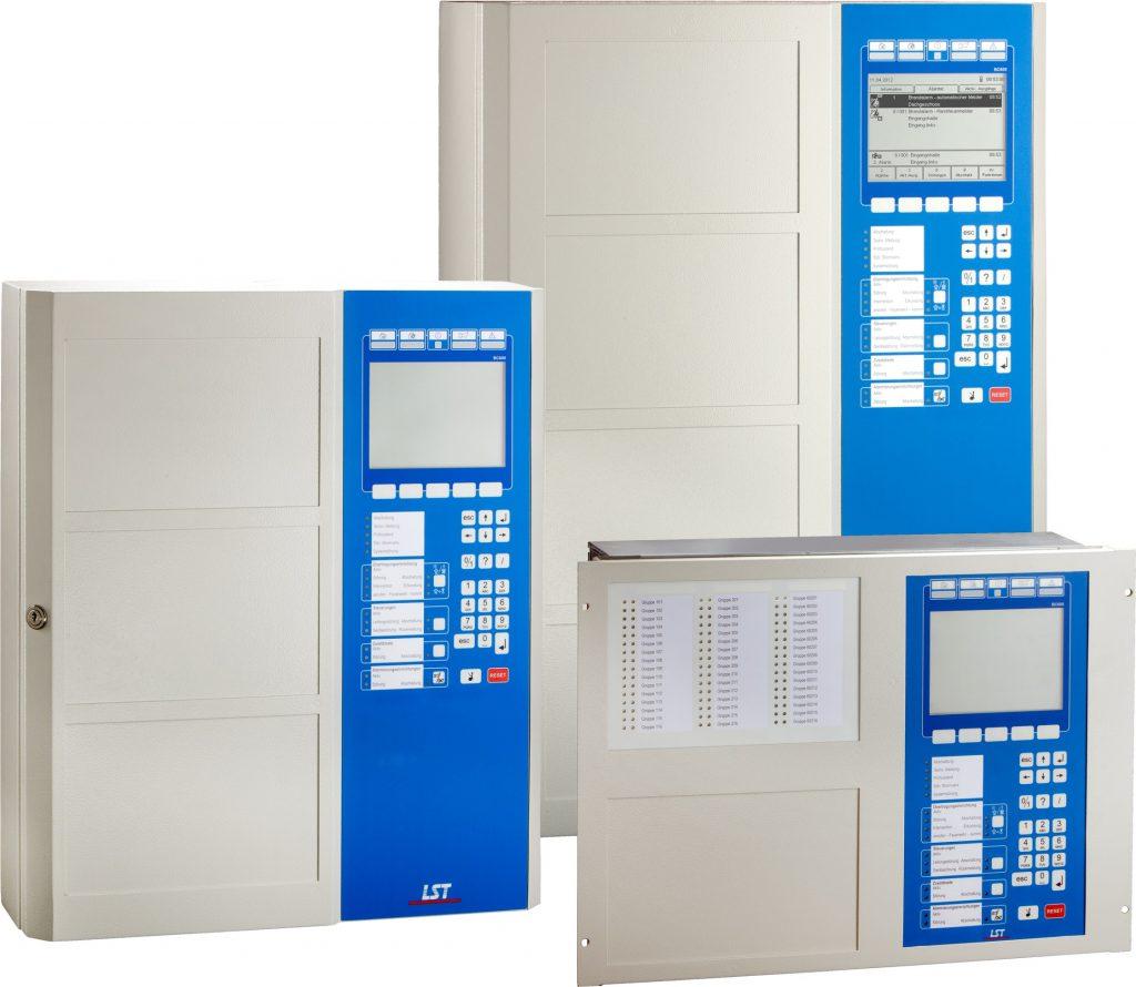 LST_Nischenprodukt Löschsteuerzentralen Serie LC600