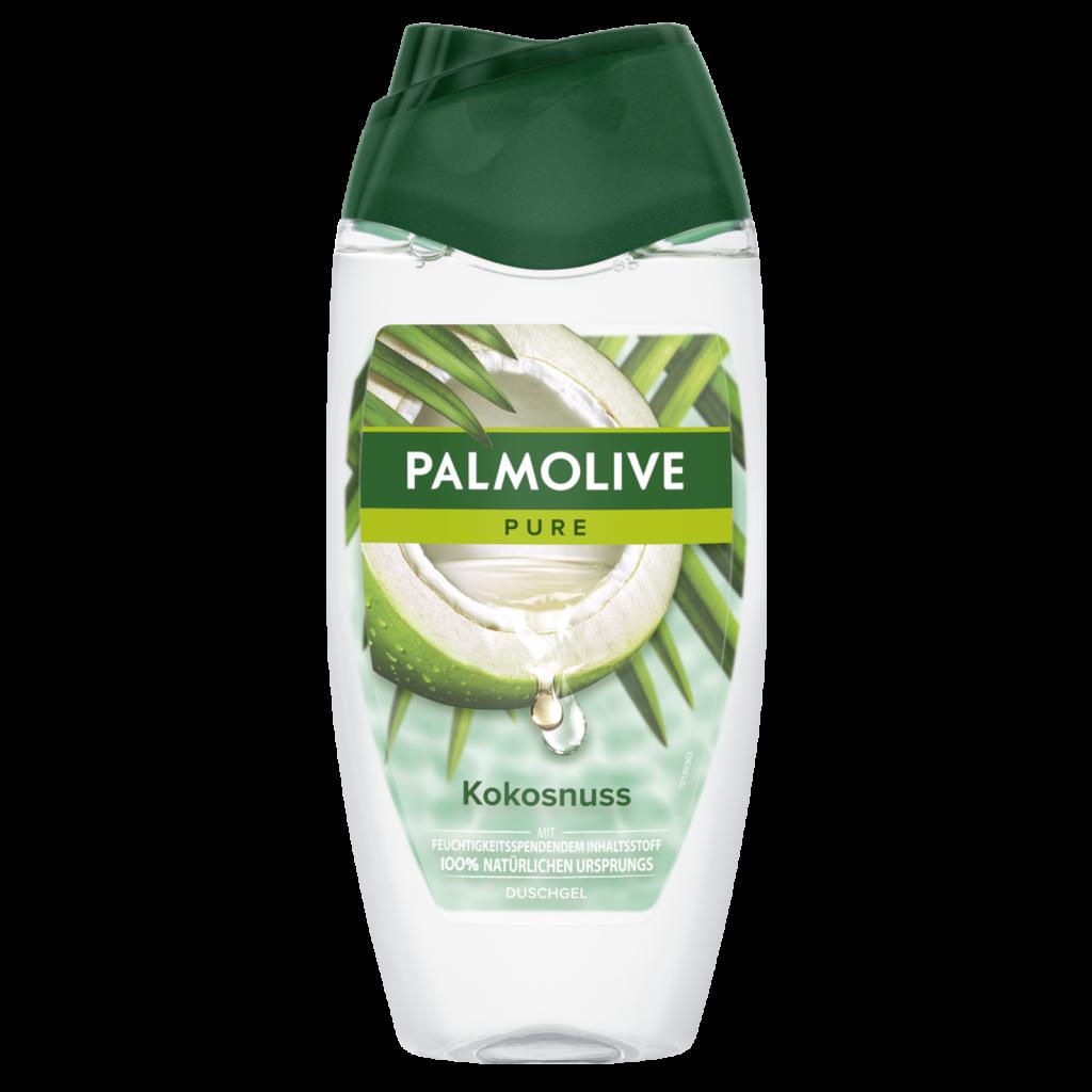 Palmolive Naturals PURE_Kokosnuss Duschgel 250ml_UVP EUR 2,69