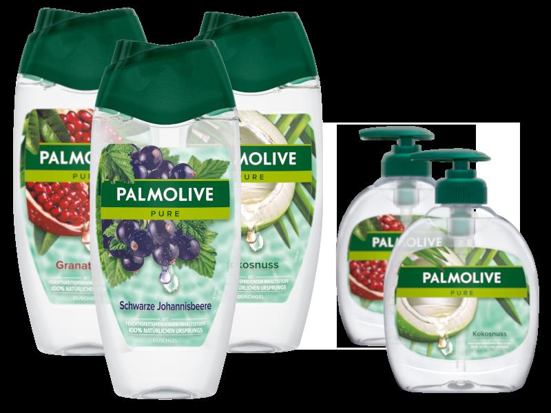 Palmolive PURE Beitragsbild