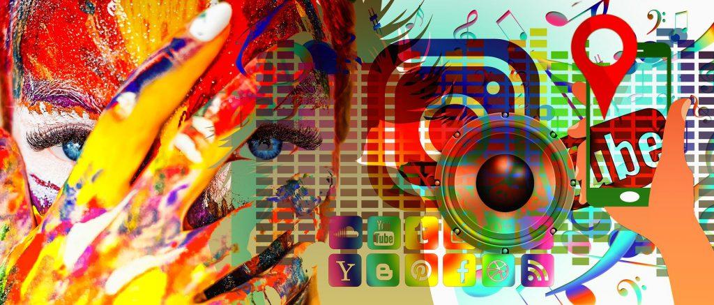 Top Five Social Media Tipps