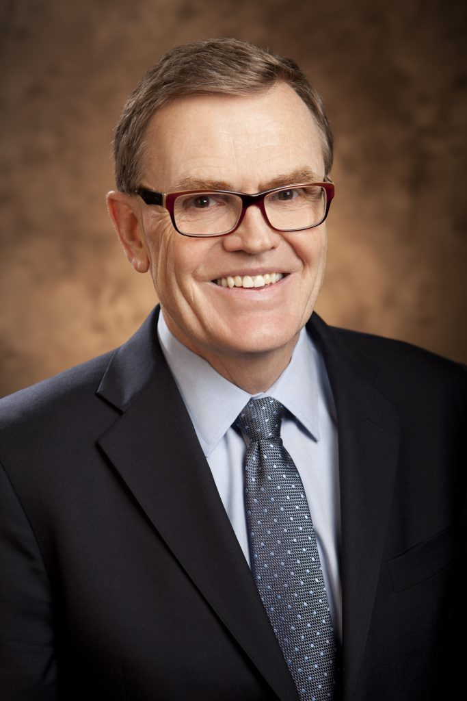 David Abney, CEO & Chairman, UPS (c) UPS