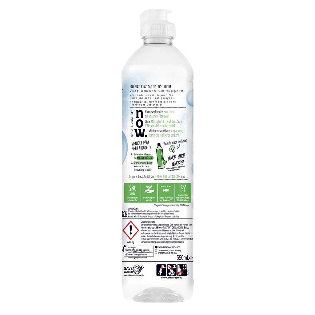 CP Gaba_for the future now. 0 Duftstoffe_550ml_back