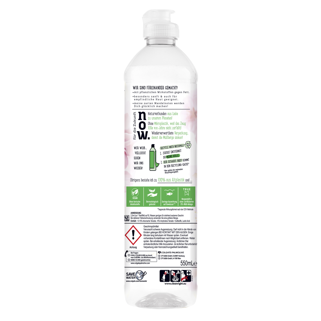 CP Gaba_for the future now. Mandel_550ml_back